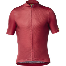 Mavic Cosmic Pro Graphic Trikot Herren haute red